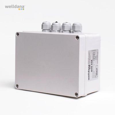 Electric Box System 4 Pump/V.Blower