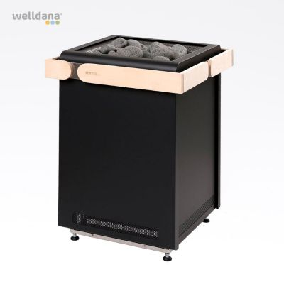 Sentiotec Concept R 10,5 KW  Sort