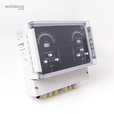 Welldana® Chemical control pH/Cl complete