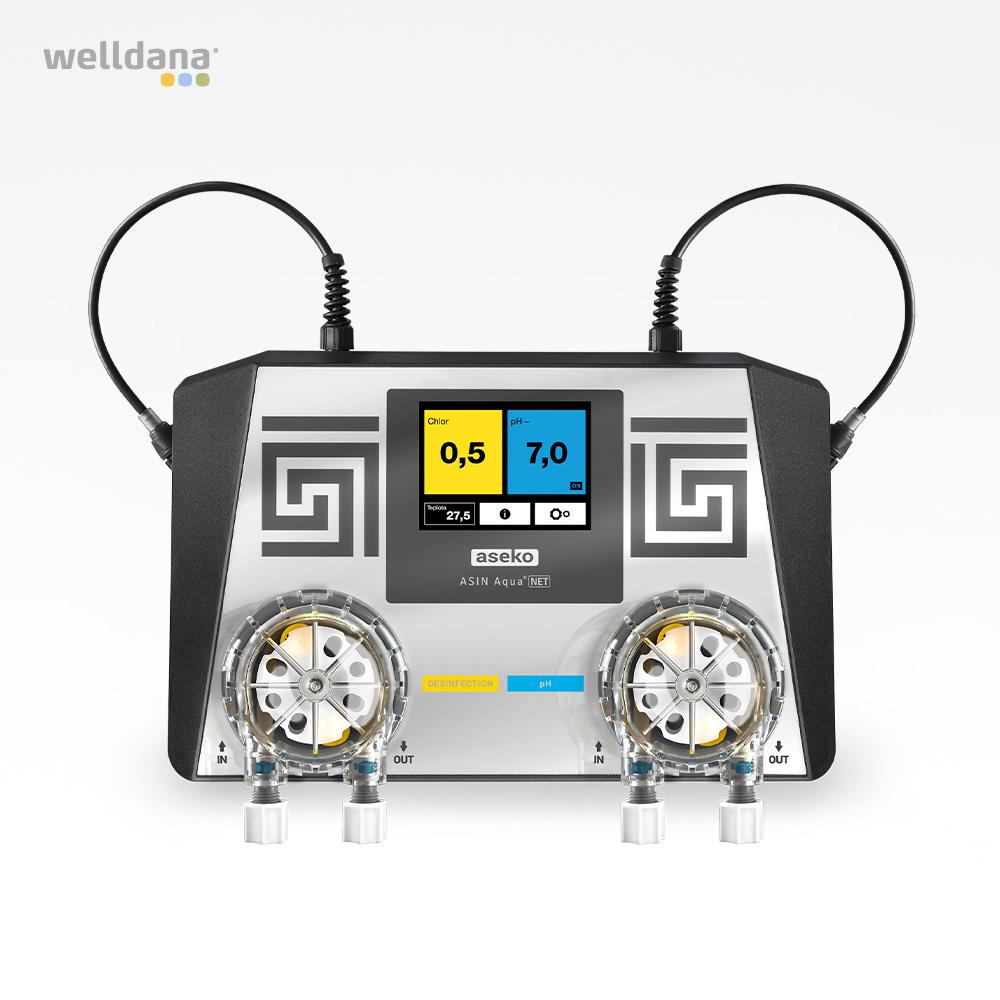Asin Aqua NET CLF Incl. Sensors and 2 dosing pumps