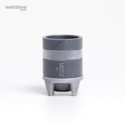 Membran e cap f/Cl4,1 M20 f/Welldana® kontrol