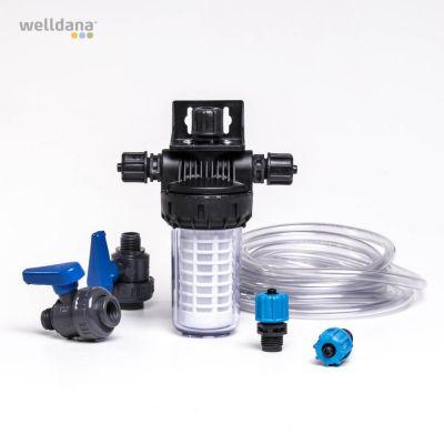 Probe holder kit for 1 sensor KLX