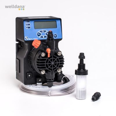 Chemical pump, pH or RX 2 L/10 bar.