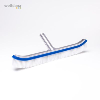 Wall brush, plastic with alu support