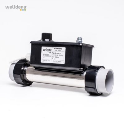 Welldana® Heater 1.5kW HI TE Flow Through Style