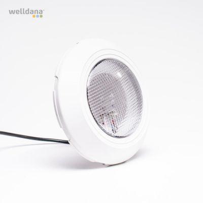 Pool light, flat model, liner 12V, 100W