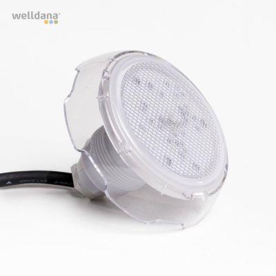 LED Mini light 12 led White