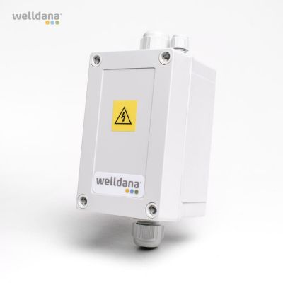 Welldana® Contactor box for 3-12kW heater