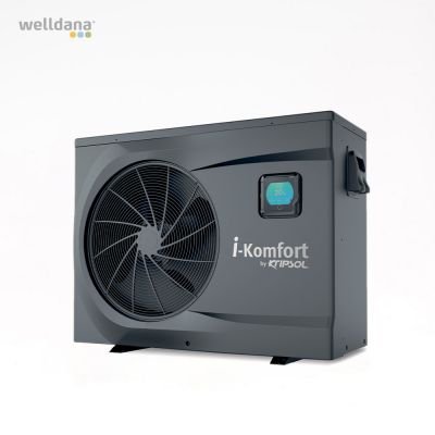 Hayward Heatpump 12 kwh I-Komfort RC 1200 Inverter