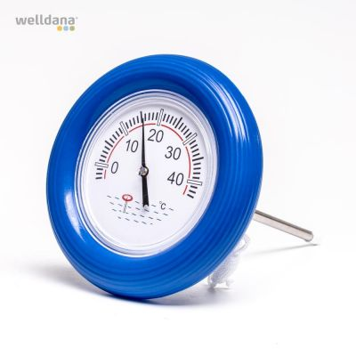 Thermometer, blue ring