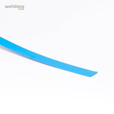 Metalliner 5x200cm, blue liner