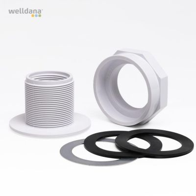 Vacuumfitting For Above/Polyester pool