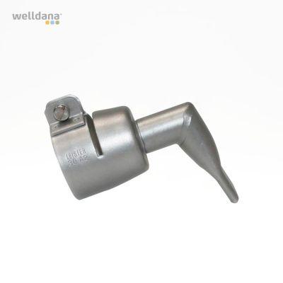 Wide slot nozzle, 20mm 90º