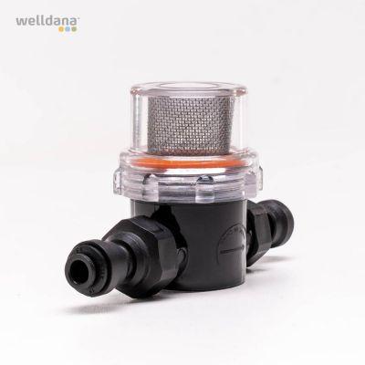 Measuring water filter Komplet Aseko