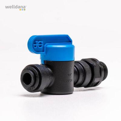 Measuring Water Valve 1/4