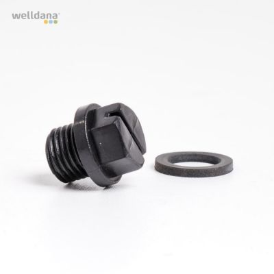 Drain plug for chlorine feeder for model 30-001392+30-001394