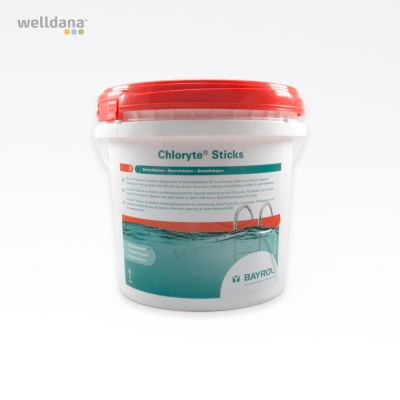 Chloryte Sticks, 4,8 kg 300 gr BR poolkemi UN3487