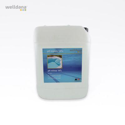 pH Minus, liquid sulfuric acid 14 %