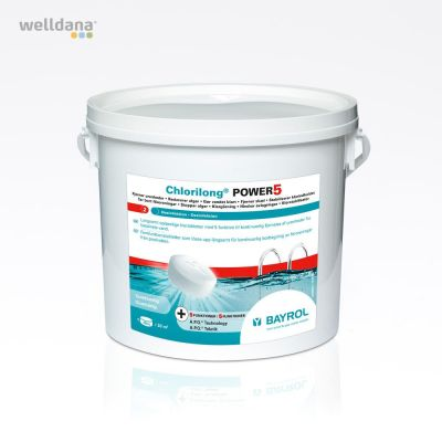Chlorilong Power 5  Multitablet 300 gram 5 kg