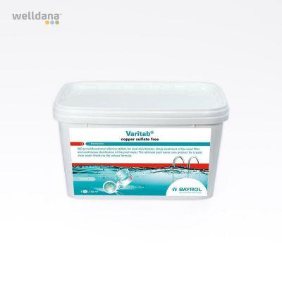 Varitab 5,4 kg 300 gr.Ikke LQ 2-phase chlorine multitab