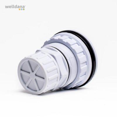 Emptying valve for 650 for new Welldana® sand filter
