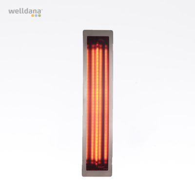 Full Spectrum Infrared radiator, 500 W Sentiotec, DIR-500-R