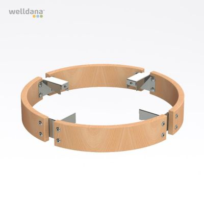 Safety Ring in wood f. Cilindro