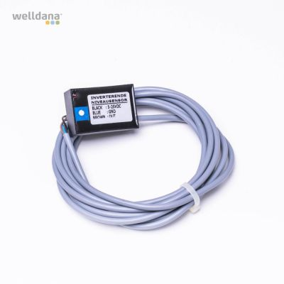 Level sensor. 5-25V. 2,5m. Inverting output