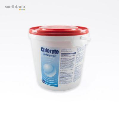 Chloryte Stand. Granules 10 kg BR pool kemi UN3487 ej LQ