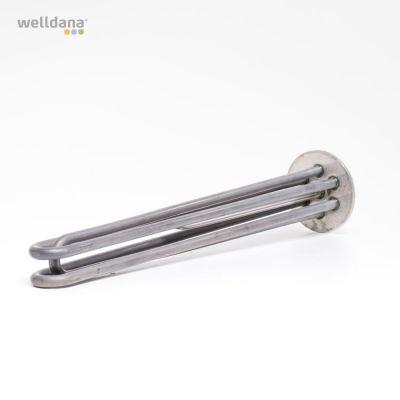Electric cartridge 9kW 230/400 Incl.825 ForWelldana® - heater