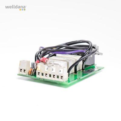 Relæprint t/varmelegeme t/Welldana® spa heater