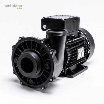 Pump 2-speed. Complet. 2,2kw. 230 V