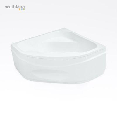Klio hjørne badekar
