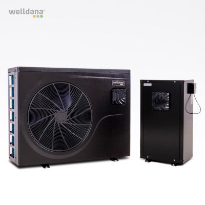 Welldana Split heat pump Full Inverter