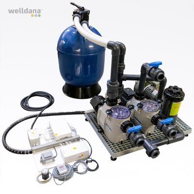 Welldana® machine unit