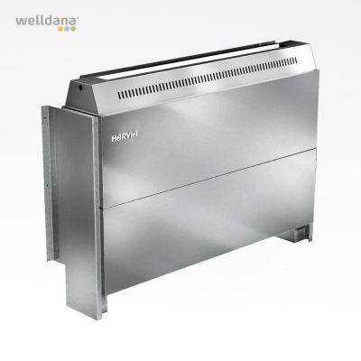 Hidden heater f/external control