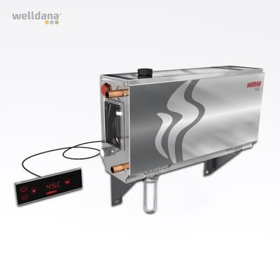 Helix. Steam generator
