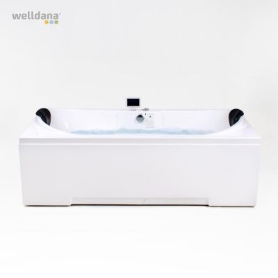 Comfortana spa 90 x 190 med fronter