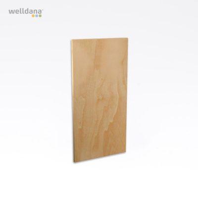Harvia Ventura væg og loftpanel, 21stk Fuma Finer, 30.0x60.0cm